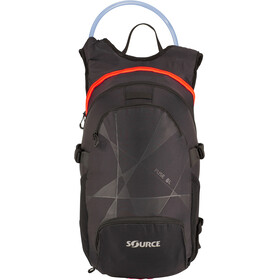 SOURCE Fuse Hydration Pack 2+6l, black/orange